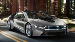 bmw i8 hybrid supercar elegance edition