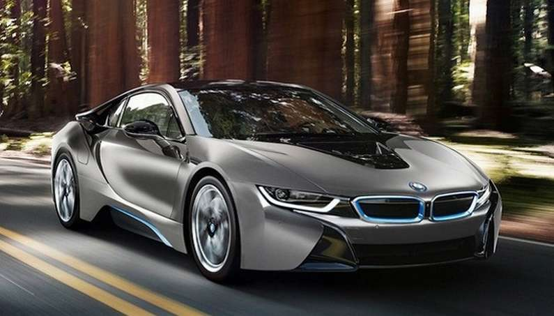 Bmw I8 Hybrid Supercar Top Speed And Price Super Cars Corner
