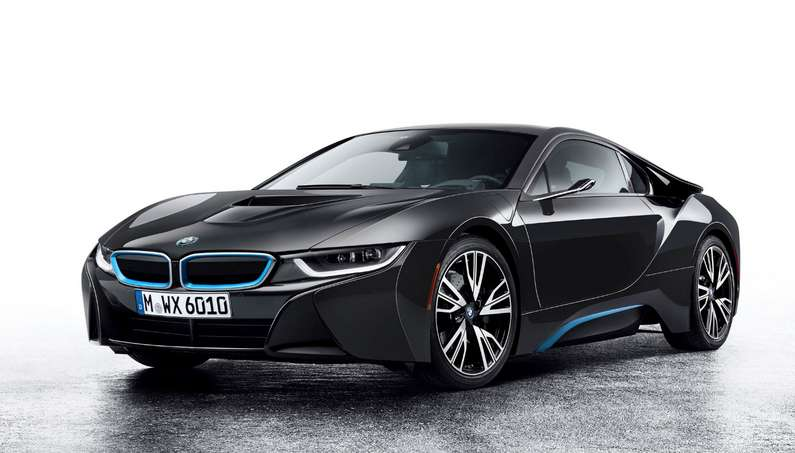 BMW I8 Hybrid Supercar Top Speed And Price