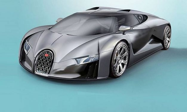 Bugatti Chiron 2016 is Veyron Successor and Will Be Unveiled at Geneva