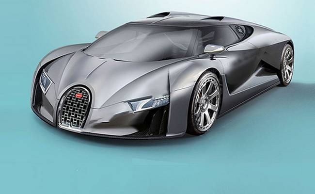 Bugatti Chiron 2016 Is Veyron Successor And Will Be