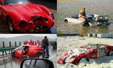 10 Most Expensive Car Accidents in History
