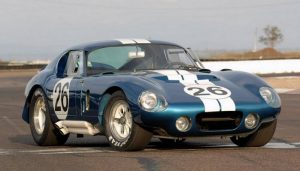 1965 Shelby Cobra Daytona-Movie Redline 7000
