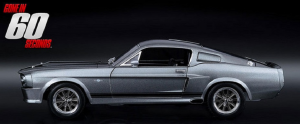 Ford Mustang Shelby GT500-Eleanor 1969-Gone in 60 Seconds Movie.