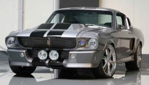 Ford Mustang Shelby GT500-Eleanor 1969 Gone in 60 Seconds feature