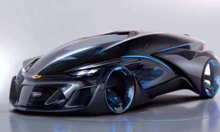 Chevrolet FNR Is The Car of Tomorrow – Unique Autonomous Electric Vehicle Concept