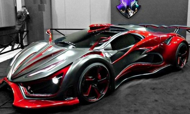 Mexican-Designed, Italian-Built: Inferno Exotic Supercar with 1400 HP!