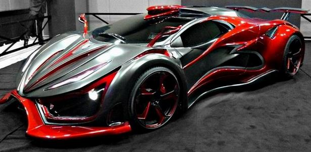 mexican exotic chili supercar with 1400 hp video super cars corner. Black Bedroom Furniture Sets. Home Design Ideas