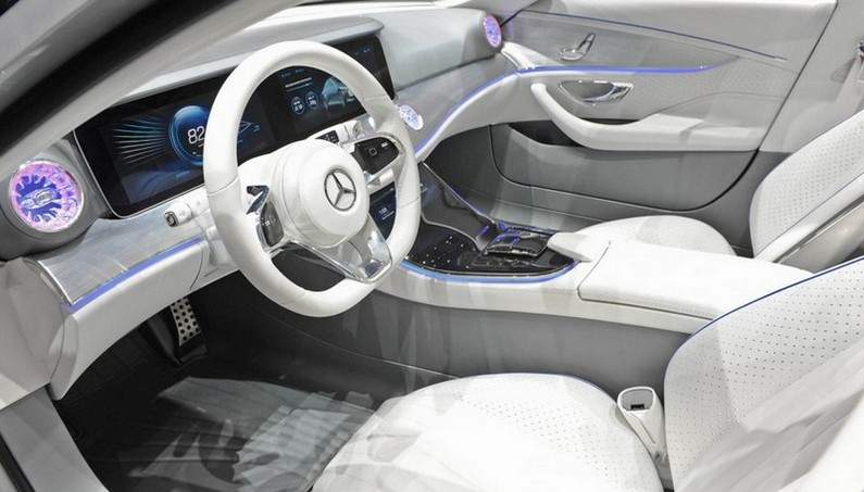 If This is the Future We Are In! Mercedes Concept IAA ...