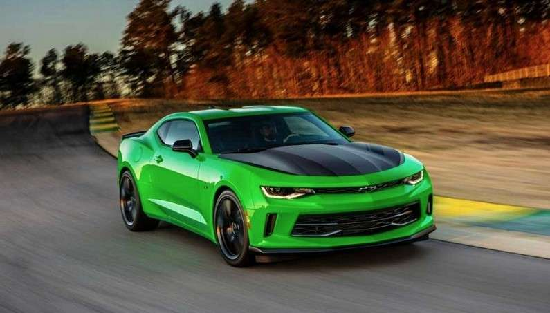 Chevrolet Camaro 1LE – 2016 Chicago Auto Show Debut