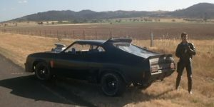 Mad Max with Ford falcon