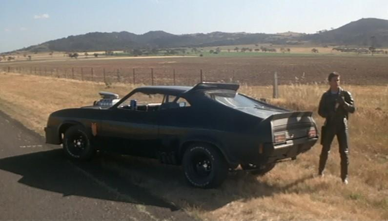 Ford Falcon Xb Gt 500 Coupe Interceptor Legendary Car From Mad Max Saga Super Cars Corner