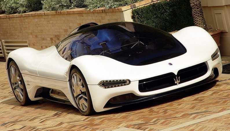 8 Exotic Car Concepts that Remained Concepts