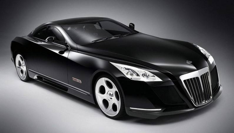 Maybach Exelero photo