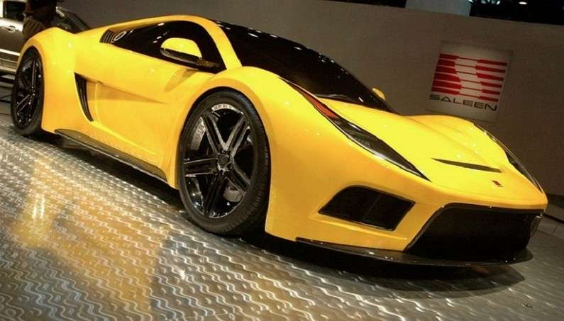 Saleen S5S Raptor photo