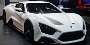 Zenvo ST1 Supercar with 1104hp