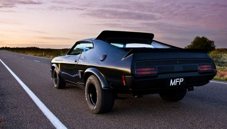 ford falcon xb gt 500 coupe interceptor legendary car from mad max saga super cars corner. Black Bedroom Furniture Sets. Home Design Ideas