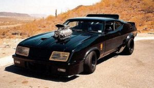mad max ford falcon interceptor 9