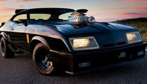 mad max ford falcon interceptor image.