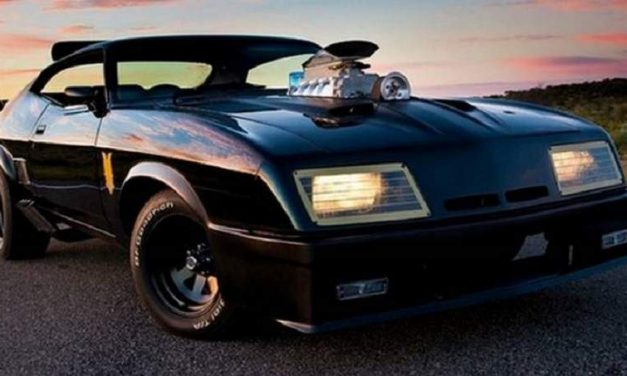 Ford Falcon XB GT 500 Coupe Interceptor – Legendary Car from MAD MAX SAGA