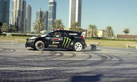 Ken Block's Gymkhana 8 in Dubai, the Ultimate Exotic Playground! (VIDEO)