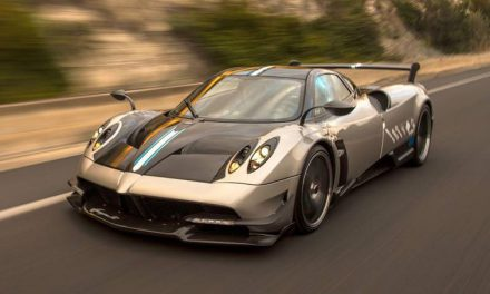 Pagani Huayra BC-The Sound and Look of the Exotic Supercar from Italy!