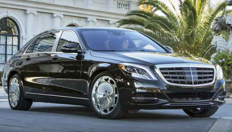 Mercedes-Benz S 600 Named after Maybach-Daimler Luxury Brand (VIDEO)