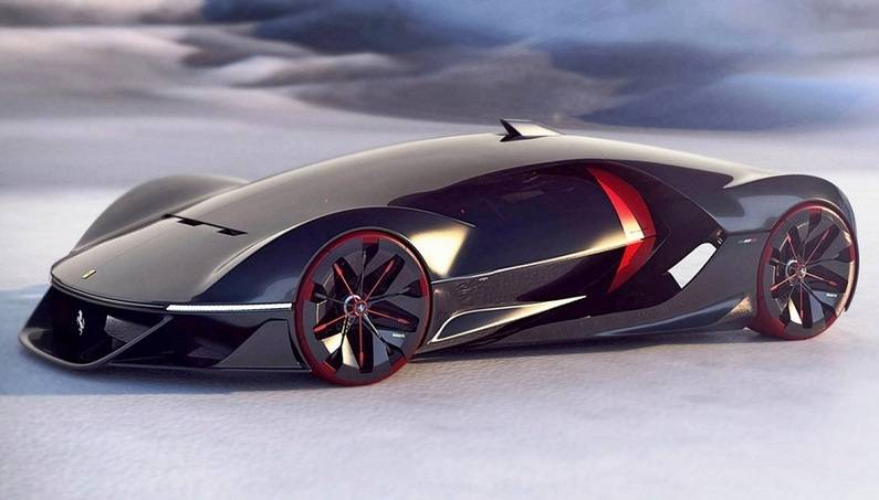The Astonishing 2016 Manifesto Concept Won Ferrari's Top Design School Challenge