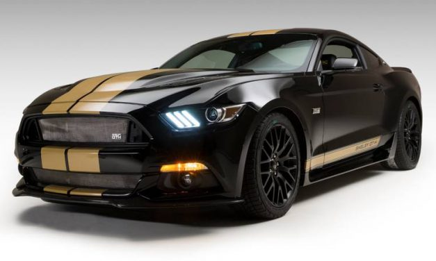Hertz brings back Shelby's Mustang GT-H for Its Anniversary