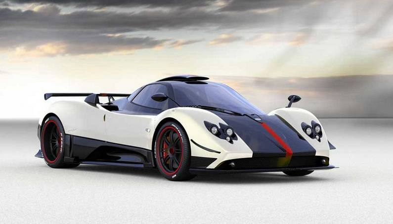 Top 10 Most Expensive Luxurious And Exotic Supercars In