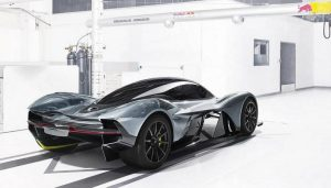 Aston Martin and Red Bull AM-RB 001-02