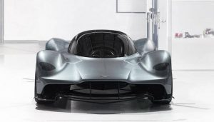 Aston Martin and Red Bull AM-RB 001-04