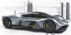 Aston Martin and Red Bull AM-RB 001-image