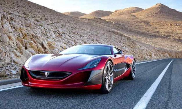 Check Out How Rimac Concept One Electric Supercar Accelerates from 0-100