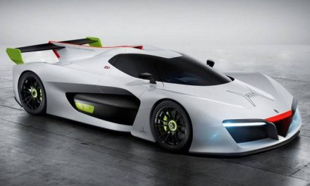 Pininfarina H2 Speed-World's Fastest Car on Hydrogen Fuel