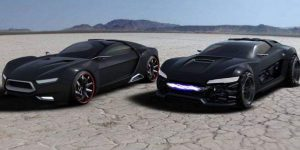 ford interceptor mad max concepts