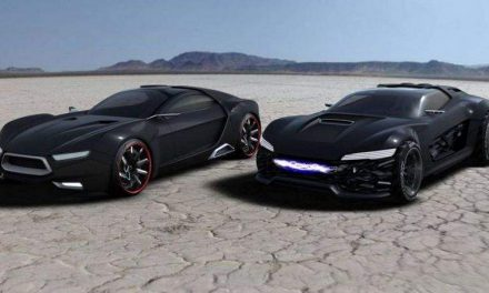 Futuristic MAD MAX Ford INTERCEPTOR Concept and Mad Max: Fury Road Official Trailer