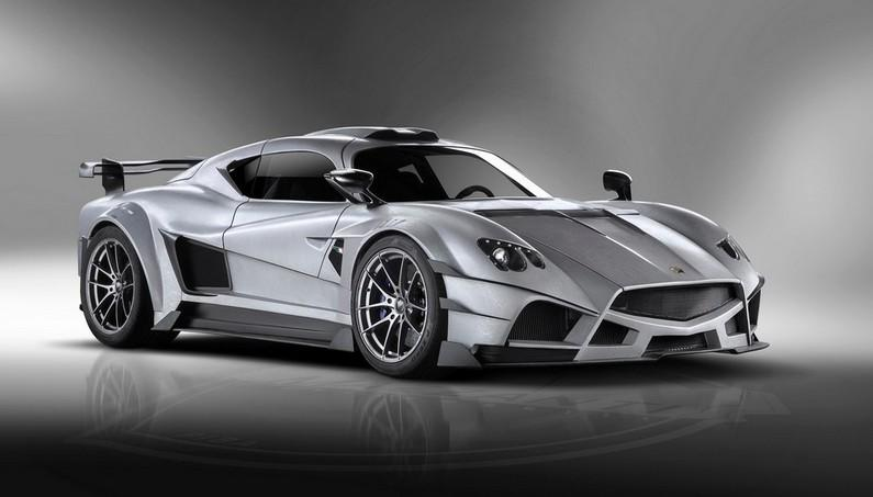 Mazzanti Evantra Millecavalli the Most Powerful Street-Legal Car Ever Built in Italy