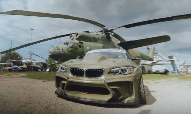 BMW 2 Series with 820 HP V8 is an Awesome Drifting Machine!