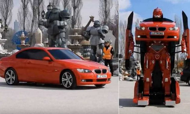 Letvision Will Build Real-life Transformer Toys – Letrons!