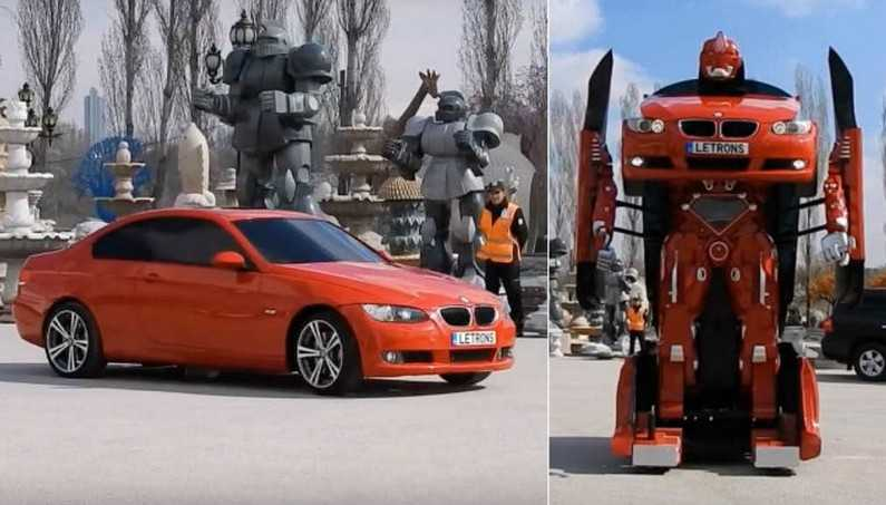 Bmw Car Company Full Form >> Letvision Will Build Real-life Transformer Toys – Letrons! - Super Cars Corner