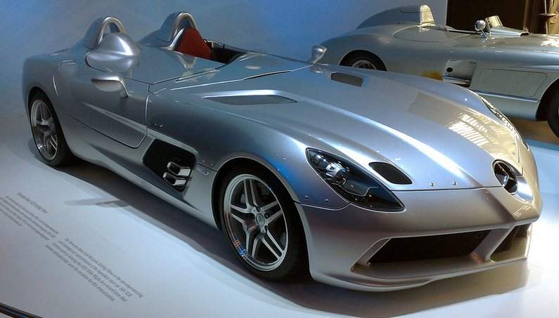 Mercedes SLR Stirling Moss: More Expensive Than Bugatti Chiron