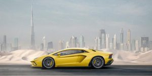 Lamborghini Aventador S 2017-photo 5