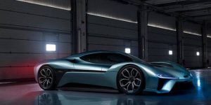 nio ep9 the fastest electric supercar-photo 1
