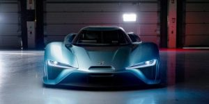 nio ep9 the fastest electric supercar-photo 2