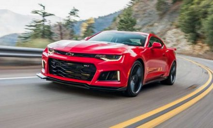 The 2017 Camaro ZL1 is Ready to Challenge the Most Advanced Sports Coupes in the World