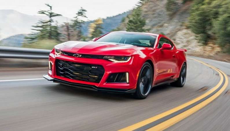 The 2017 Camaro ZL1 is Ready to Challenge the Most Advanced Sports Coupesin the World