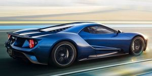 2017 Ford GT Supercar image 4
