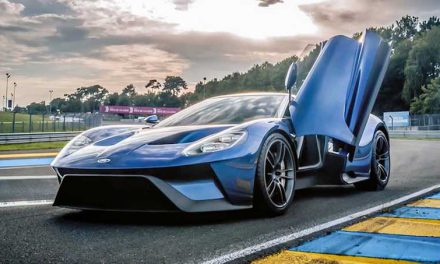 The 2017 Ford GT Supercar is Coming with More Than 600hp!