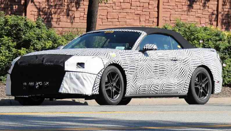 A Refresh, Not a Redesign – 2018 Mustang is coming with MagneRide, 10 Speed Auto and Dual-mode Sports Exhaust